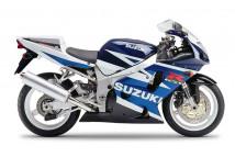 GSXR 750 2000-2003