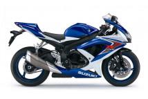 GSXR 750 2008-2010
