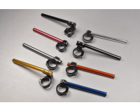 Clip-on handlebars