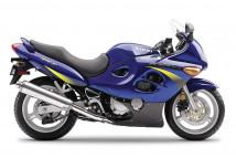 GSXF 600 / 750 1998-2007