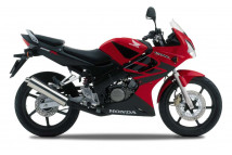 cbr 125 2004 2010 avdb moto l 39 accessoire prix motard. Black Bedroom Furniture Sets. Home Design Ideas