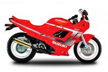 GSXF 600 / 750 1992-1997