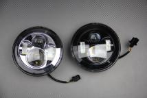 Adaptable Headlights