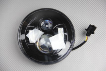 Anpassbare runde Scheinwerfer